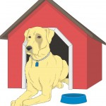 cartoon-dog-house